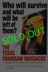 TEXAS CHAINSAW MASSACRE The, : Poster