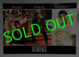 SCARFACE(Multi Scene) : Post Card