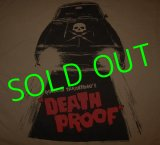 GRINDHOUSE : Death Proof Car T-Shirt