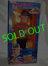 A NIGHTMARE ON ELM STREET/ TALKING FREDDY KRUEGER