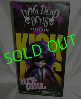 LIVING DEAD DOLLS/ KICK-ASS/ HIT-GIRL