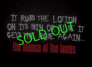 画像1: SILENCE OF THE LAMBS The, : Lotion B T-Shirt