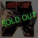 MOTLEY CRUE/ Too Fast For Love [LP]