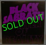BLACK SABBATH/ Master of Reality [LP]