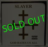 SLAYER/ God Hates Us All [LP]