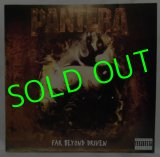 PANTERA/ Far Beyoud Driven [LP]