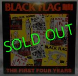 BLACK FLAG/ First Four Years [LP]