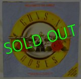 """GUNS N' ROSES/ Welcome To The Jungle(Color Poster Bag Edition) [12""""]"""