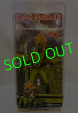 IRON MAIDEN/ EDDIE (Iron Maiden ver.)7inch Action Figure