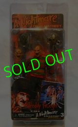 NECA/ A NIGHTMARE ON ELM STREET/ Series 3/ Freddy Krueger(A NIGHTMARE ON ELM STREET 3)