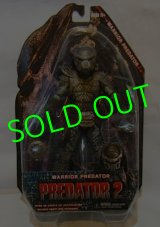 NECA/ PREDATORS/ Action Figure Series6/ WARRIOR PREDATOR