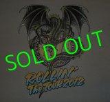 ★☆★SALE!!!★☆★ ROLLIN' Dragon T-Shirt (Light Gray)