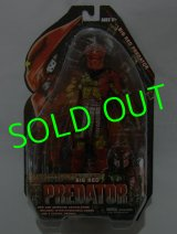NECA/ PREDATORS/ Action Figure Series 7/ BIG RED