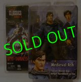 CULT CLASSICS/ series5/ ARMY OF DARKNESS : MEDIEVAL ASH