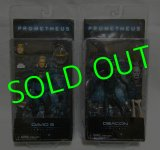 NECA/ PROMETHEUS/ Action Figure Series2/ 2種SET