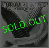 "RAGE AGAINST THE MACHINE/ People of the Sun EP [10""]"
