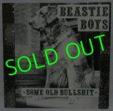 """BEASTIE BOYS/ SOME OLD BULLSHIT [12""""]"""