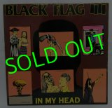 BLACK FLAG/ In My Head [LP]