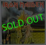 IRON MAIDEN/ Iron maiden[LP]