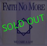 FAITH NO MORE/ We Care a Lot[LP]