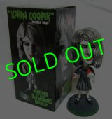NIGHT OF THE LIVING DEAD/ KAREN COOPER BOBBLE HEAD