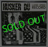 HUSKER DU/ Land Speed Record[LP]