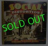 SOCIAL DISTORSION/ Hard Times and Nursery Rhymes[LP]
