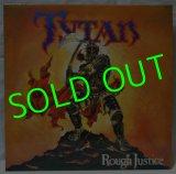 TYTAN/ Rough Justice[LP]