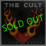 THE CULT/ Fire Woman[12'']