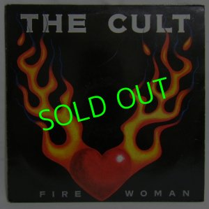 画像1: THE CULT/ Fire Woman[12'']
