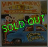 ALLMAN BROTHERS BAND/ Wipe the Windows, Check the Oil, Dollar Gas[LP]