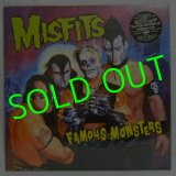THE MISFITS/ Famous Monsters(Japan Exclusive Limited Edition)[LP]