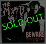 THE MISFITS/ Beware ~The Complete Singles '77~'82[LP]