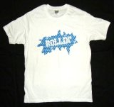 ROLLIN' Star Logo T-Shirt (White)