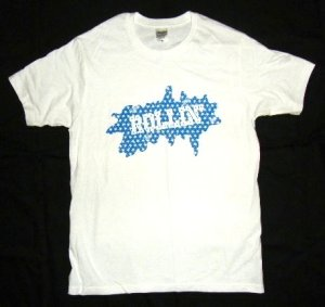 画像1: ROLLIN' Star Logo T-Shirt (White)