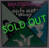 BRATMOBILE/ Girl Get Busy[LP]