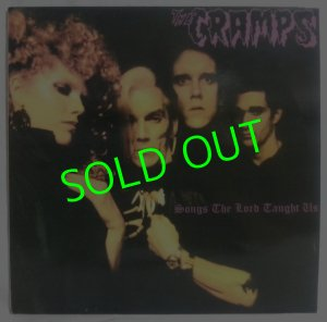 画像1: THE CRAMPS/ Songs The Lord Taught Us[LP]