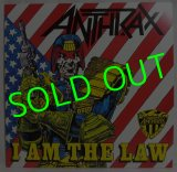 ANTHRAX/ I Am The Law(JP)[12'']