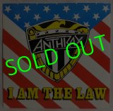 ANTHRAX/ I Am The Law(UK)[12'']