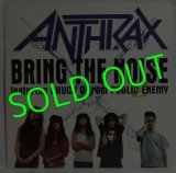 ANTHRAX/ Bring The Noise[12'']