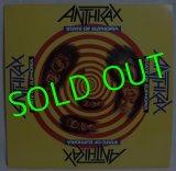 ANTHRAX/ State Of Euphoria[LP]