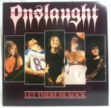 ONSLAUGHT/ Let There Be Rock[12'']