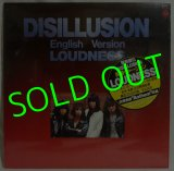 LOUDNESS/ Disillusion(Eng.ver.)[LP]
