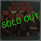 WITCH HAMMER/ Blood On The Rocks[LP]