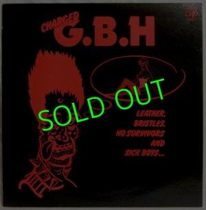 画像1: CHARGED G.B.H/ Leather,Bristles,No Survivors...[LP]