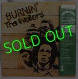 BOB MARLEY & THE WAILERS/ Burnin'[LP]