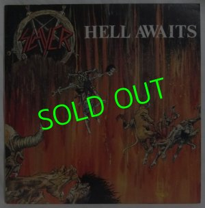 画像1: SLAYER/ Hell Awaits[LP]