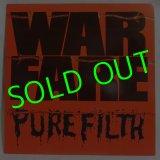 WARFARE/ Pure Filth[LP]