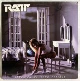 RATT/ Invasion Of Your Privacy[LP]