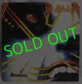 DEF LEPPARD/ Animal(Limited Red Vinyl)[12'']